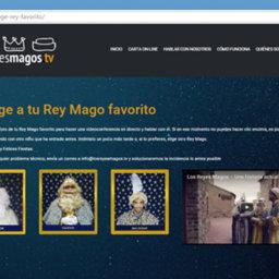 Videoconferencia Reyes Magos Act