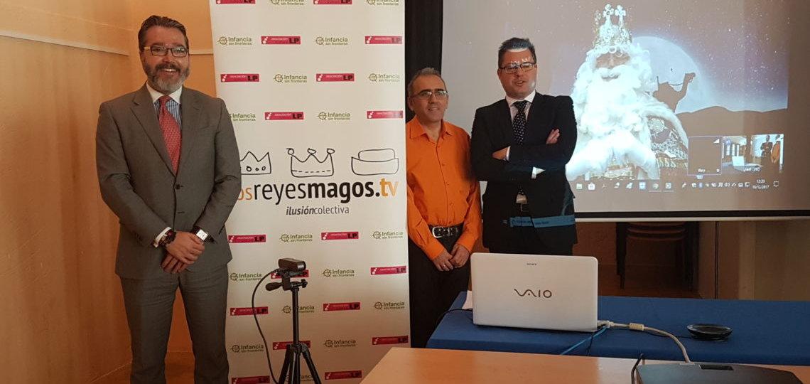 Brunete Presenta Reyes Magos TV